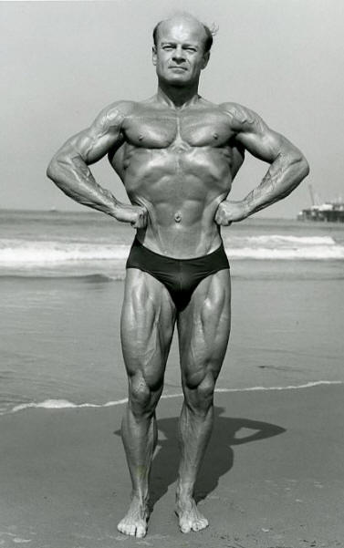 Clarence Bass: Bodybuilding and Fitness Home Page