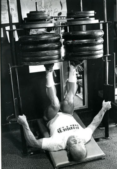 More bang for buck from low volume resistance training